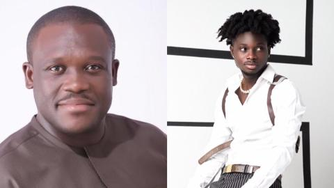 """""""Football games do not need musical performances from Kuami Eugene, he does not bring any profits"""" – Sam George shades"""