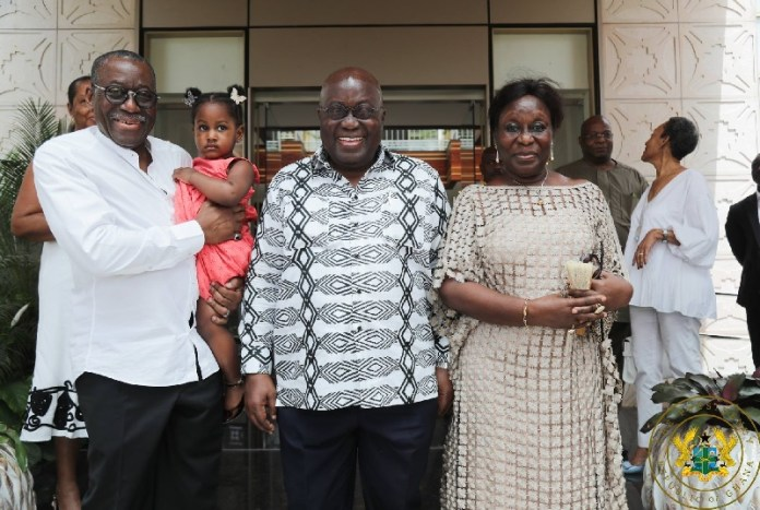 akufo addo brothers sisters