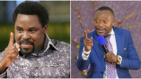 TB Joshua wanted to visit me but I couldn't get time for him – Rev Owusu Bempah brags