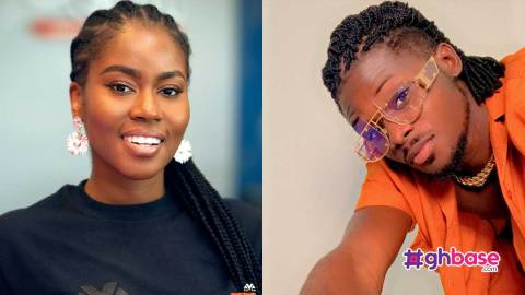 Beef spikes as MzVee and Kuami Eugene unfollow each other on Instagram