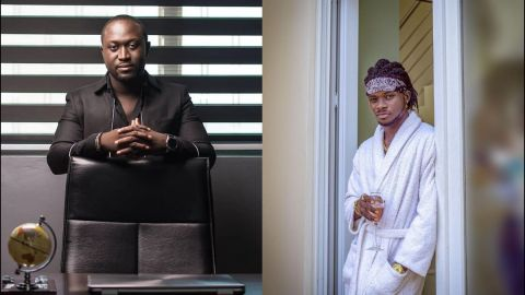 """"""" He has no case, my artiste is clean"""" – Richie Mensah reacts to song theft suit brought against Kuami Eugene [Video]"""