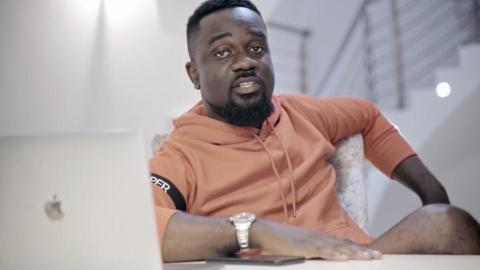 """""""I have been to everywhere in the world but I will choose Ghana over them all"""" — Sarkodie"""