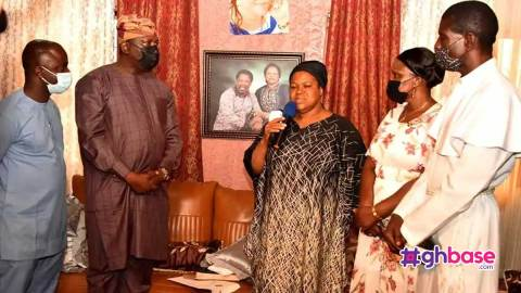 My husband's death didn't come as a surprise to me – Says TB Joshua's wife
