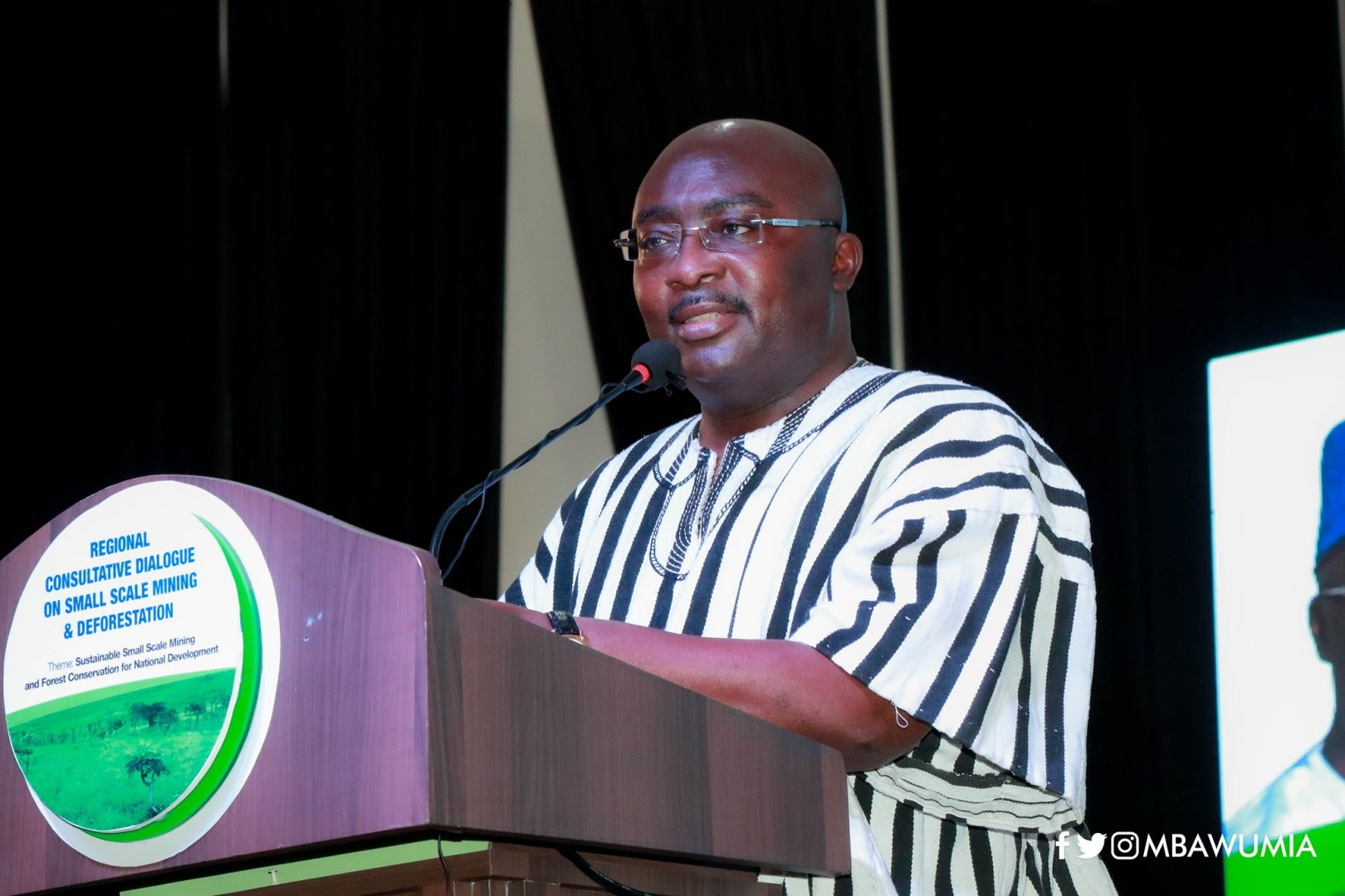 """""""The economy is under the attack of demons and principalities"""" – Bawumia breaks silence on rising debt stock [Video]"""