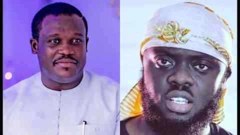 Sam George And Kwadwo Sheldon Bark At Each Other On Twitter As They Fight Over Legalization Of Homosexuality