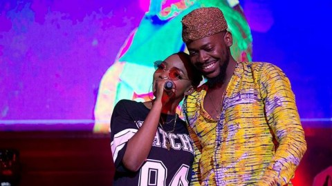 Adekunle Gold, Simi Dishes Out A Touch Of What Goes On In Their Bedroom In Music Video Dubbed 'Sinner'