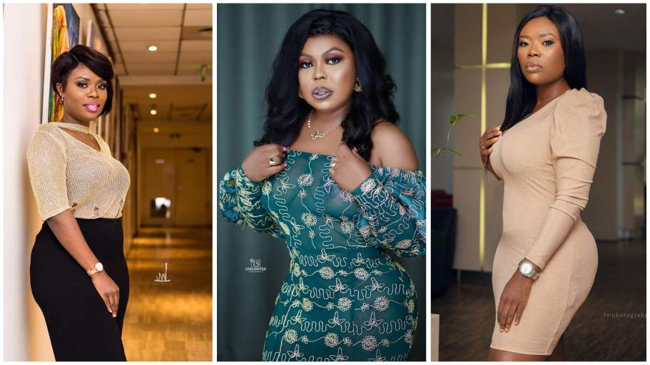 """Video: """"Delay Will Tell You She's On Slimming Course Because She Will Buy For You To Eat"""" - Afia Schwarzenegger"""