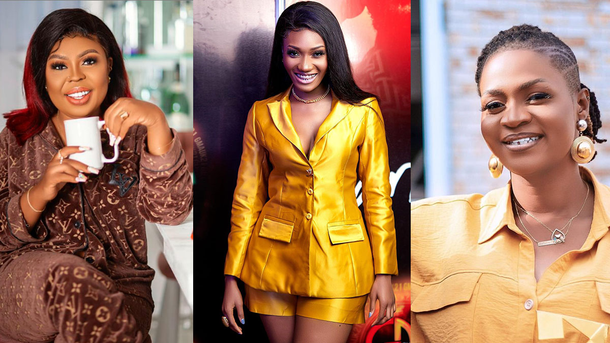 Ayisha Modi Plans To Leverage On Wendy Shay's Shade To Continue Her Beef With Afia Schwarzenegger