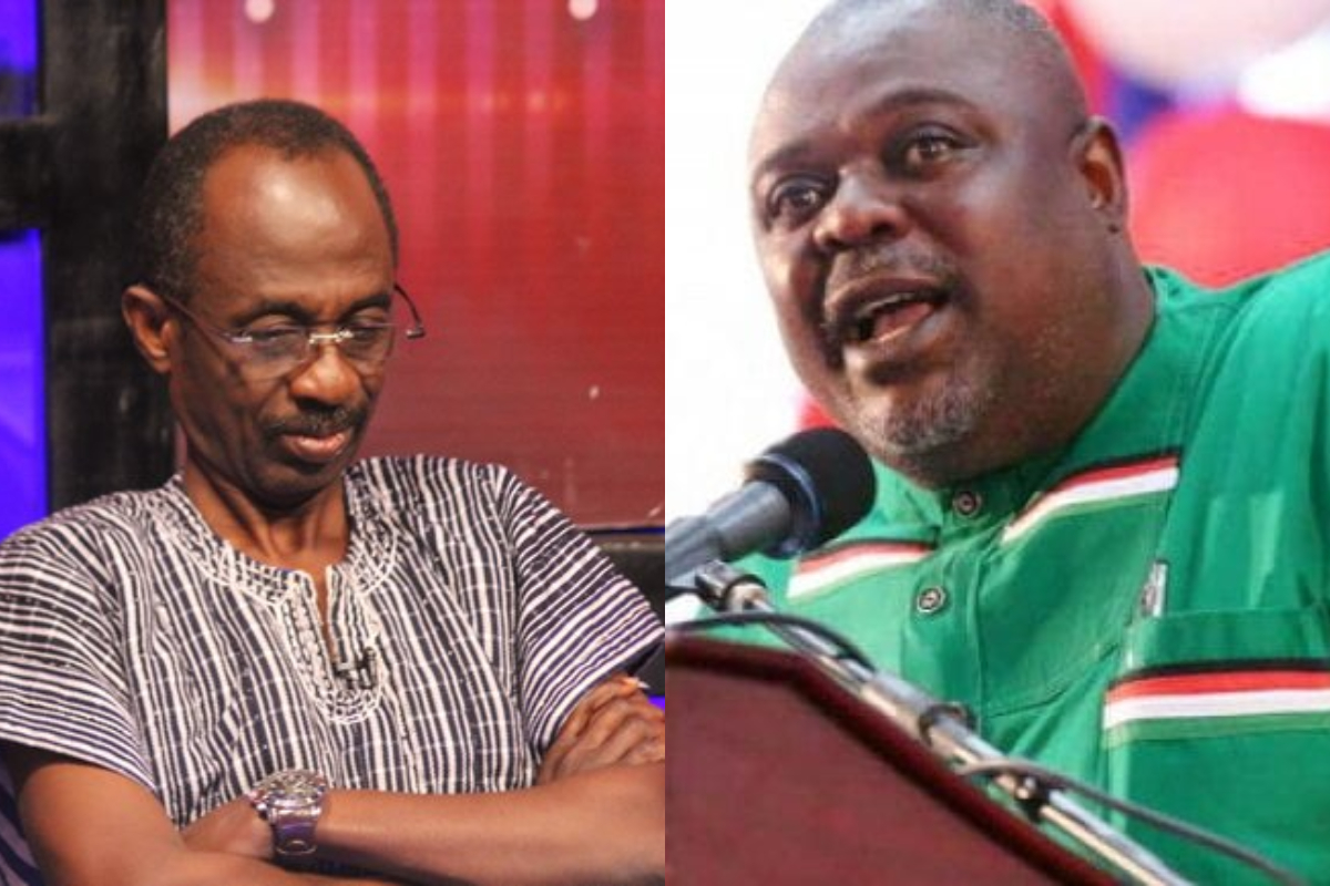 Asiedu Nketiah Spews The Expulsion Of Koku Anyidoho Won't Affect The Fortunes Of NDC Party
