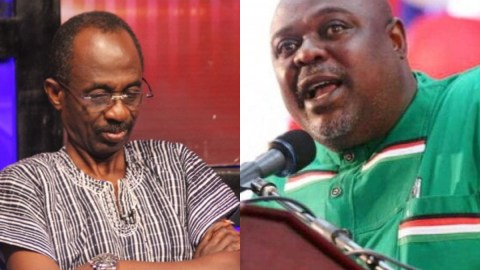 Asiedu Nketiah Says The Expulsion Of Koku Anyidoho Won't Affect The Fortunes Of NDC Party