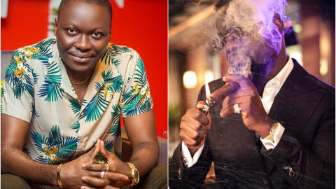 'Sarkodie owes no one any apology for smoking'- Arnold Asamoah Baidoo