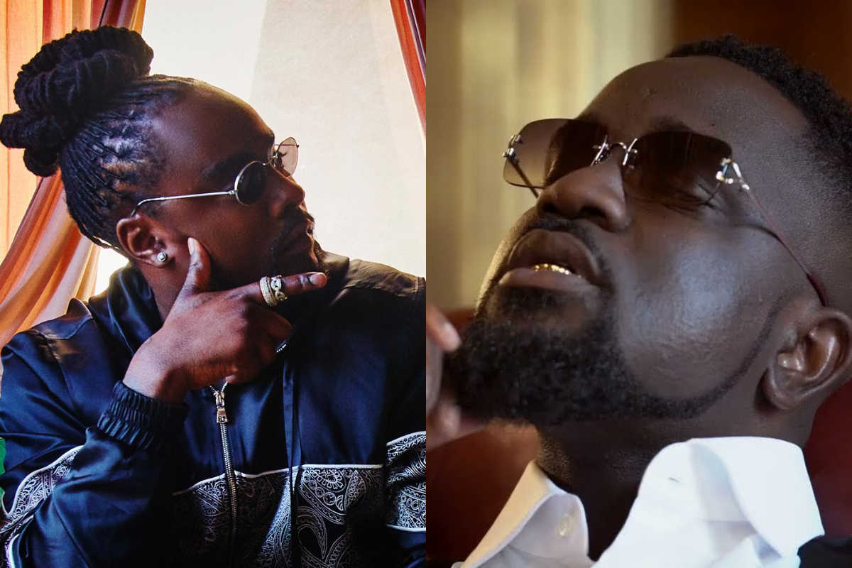 """Sarkodie Reacts After American Rapper, Wale Got Slammed By Fans Over """"No Pressure"""" Album"""