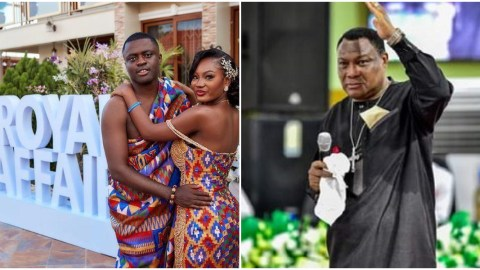'The $1m cheque I gifted my daughter on her wedding day was fake'- Korankye Ankrah explains himself