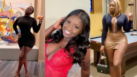 My New Babe Likes Me With No Makeup, No Pants, No Earrings And No Waist Trainer – Princess Shyngle Reveals