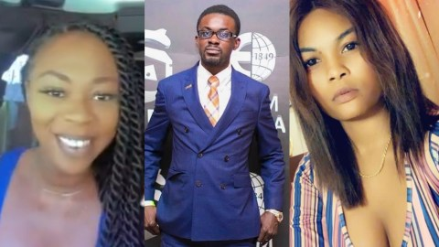 (+VIDEO) You Allowed Nam1 Chop You Falaa Simply Because He Promised To Buy Trade Fair For You To Use As A Mall – Maglove Drops More Bombshell