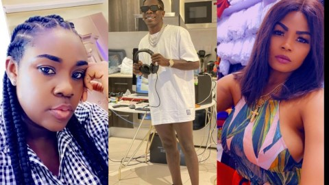 Emelia Brobbey Slaps Maglove With Lawsuit After Alleging That Shatta Wale Was Chopping Her