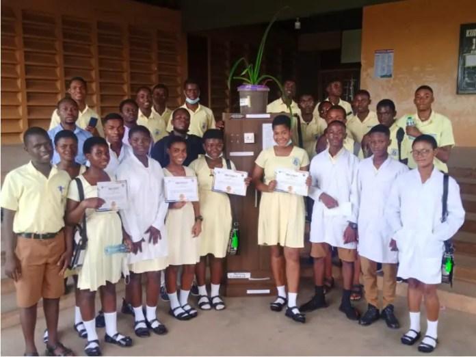 Gyaama Pensan SHTS wins 2021 Ashanti Region SHS Renewable Energy Challenge