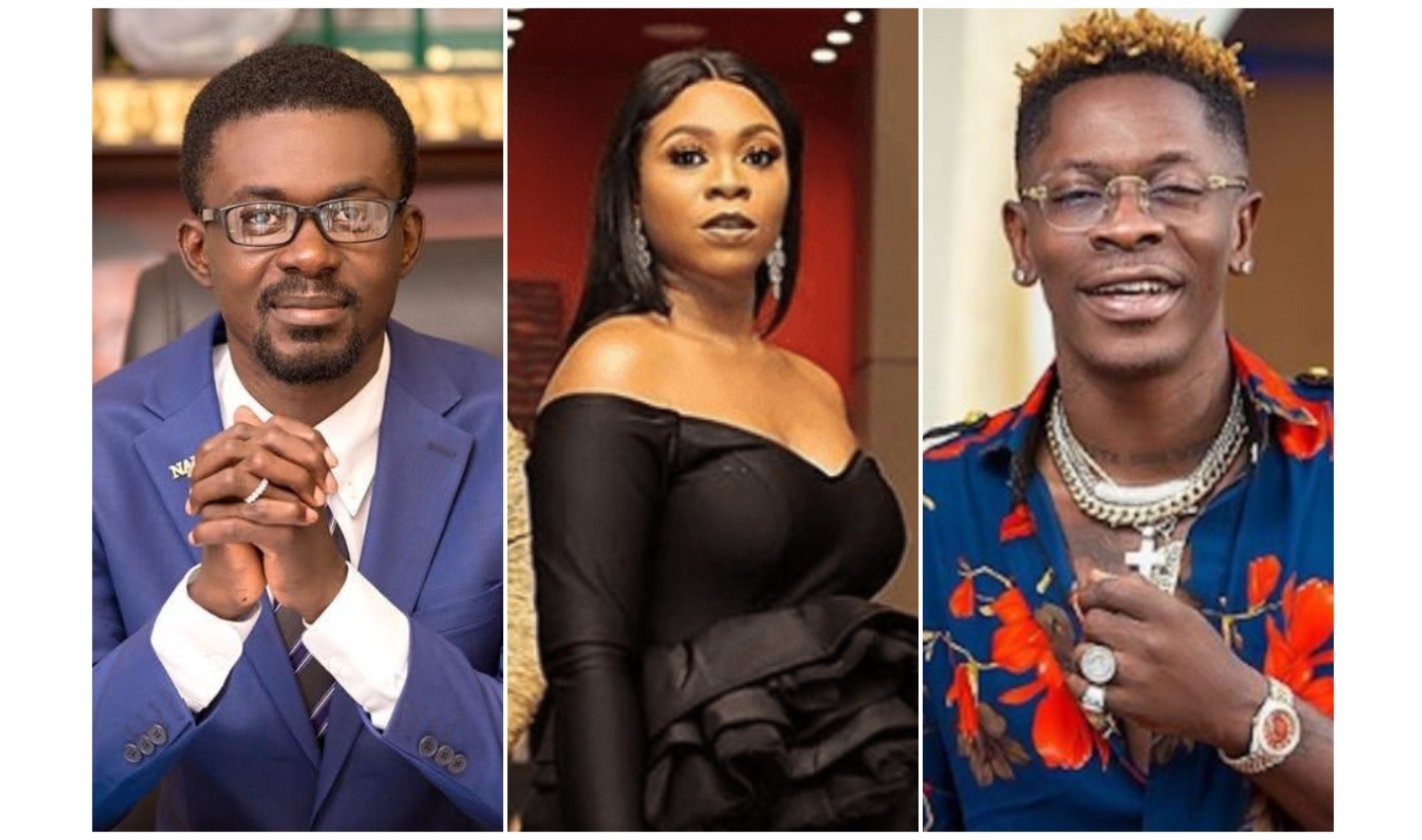Nam1 slept with Shatta Michy