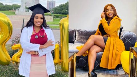 """""""I've got everything in life but I feel lonely, I need a husband"""" – Beautiful Medical Doctor[Photos]"""