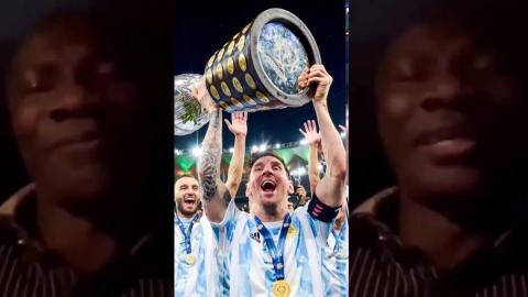"""""""He lies with confidence"""" – Fans drag Prophet Badu Kobi for prophesying wrongly that Brazil will win the Copa America Final [Video]"""