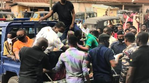 Agogo: 6 arrested for pushing stick into anu$ of 16-yr old suspected thief