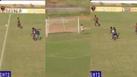 """""""This goal deserves to win the Puskas"""" – ESPN reacts to unbelievable goal scored by Charles Bissue in the Ghana Premier League [Video]"""