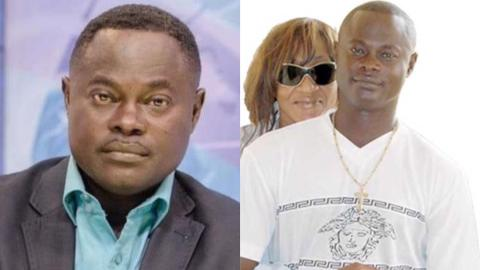 """""""I have been renting for the past 8 years, I cry whenever I am alone in my room"""" – Odartey Lamptey reveals how his ex-wife has hijacked his houses [Audio]"""