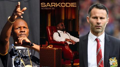 #NoPressureAlbum: Did Sarkodie feature Giggs the footballer or Giggs the rapper on his new album? – What You Must Know