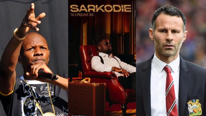 #NoPressureAlbum: Did Sarkodie feature Giggs the footballer or Giggs the rapper on his new album? - What You Must Know