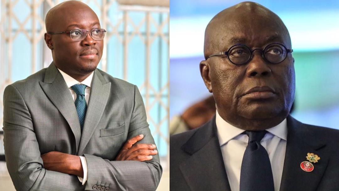 """Ghanaians are suffering due to Akufo-Addo's constant borrowing; he's responsible for 60% of the public debt"""" – Ato Forson"""