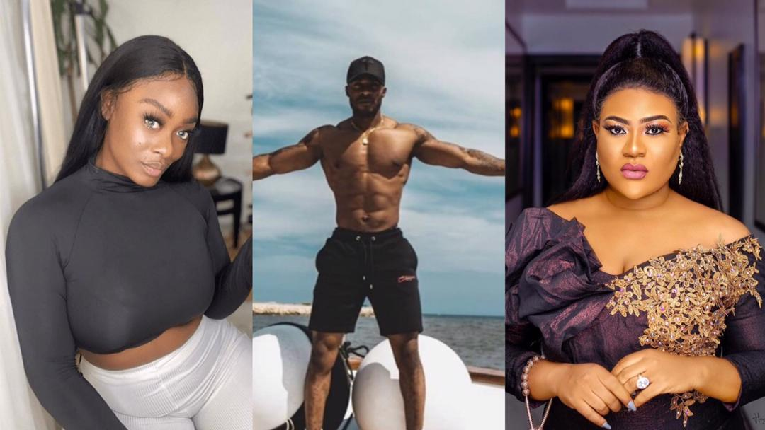 """""""Why do women express interest in wanting other women's men after they are posted online"""" – Nkechi Blessing & Uriel Oputa ask"""