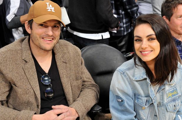 """'We do not bathe our children daily because we do not believe in bathing"""" – American actor Ashton Kutcher wife, Mila Kunis reveal"""