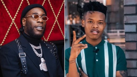 'Nasty C is better than almost all American rappers' – Burna Boy