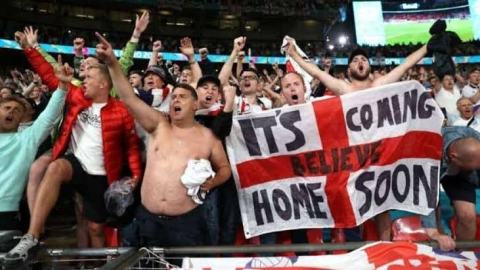 Euro 2020: Over 127,000 English fans sign petition calling for final match between England and Italy to be replayed