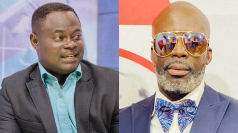 Kumchacha reveals what he would have done to himself if he was to be in Odartey Lamptey's shoes (+Video)