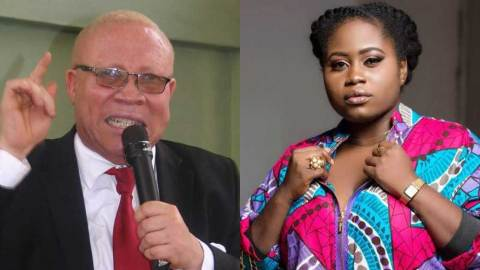 'Activists are fighting against killing of albinos' – Lydia Forson jabs Moses Foh-Amoaning over LGBTQI bill