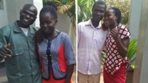 End times: Two men exchange their wives as settlement after one cheated with the other's wife