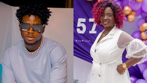Kuami Eugene Pens Down A Very Touchy Message To His Mother On Her 57th Birthday