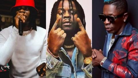 'Shatta Wale is more popular in Jamaica than Stonebwoy'-Jupitar sparks hot debate (Watch)