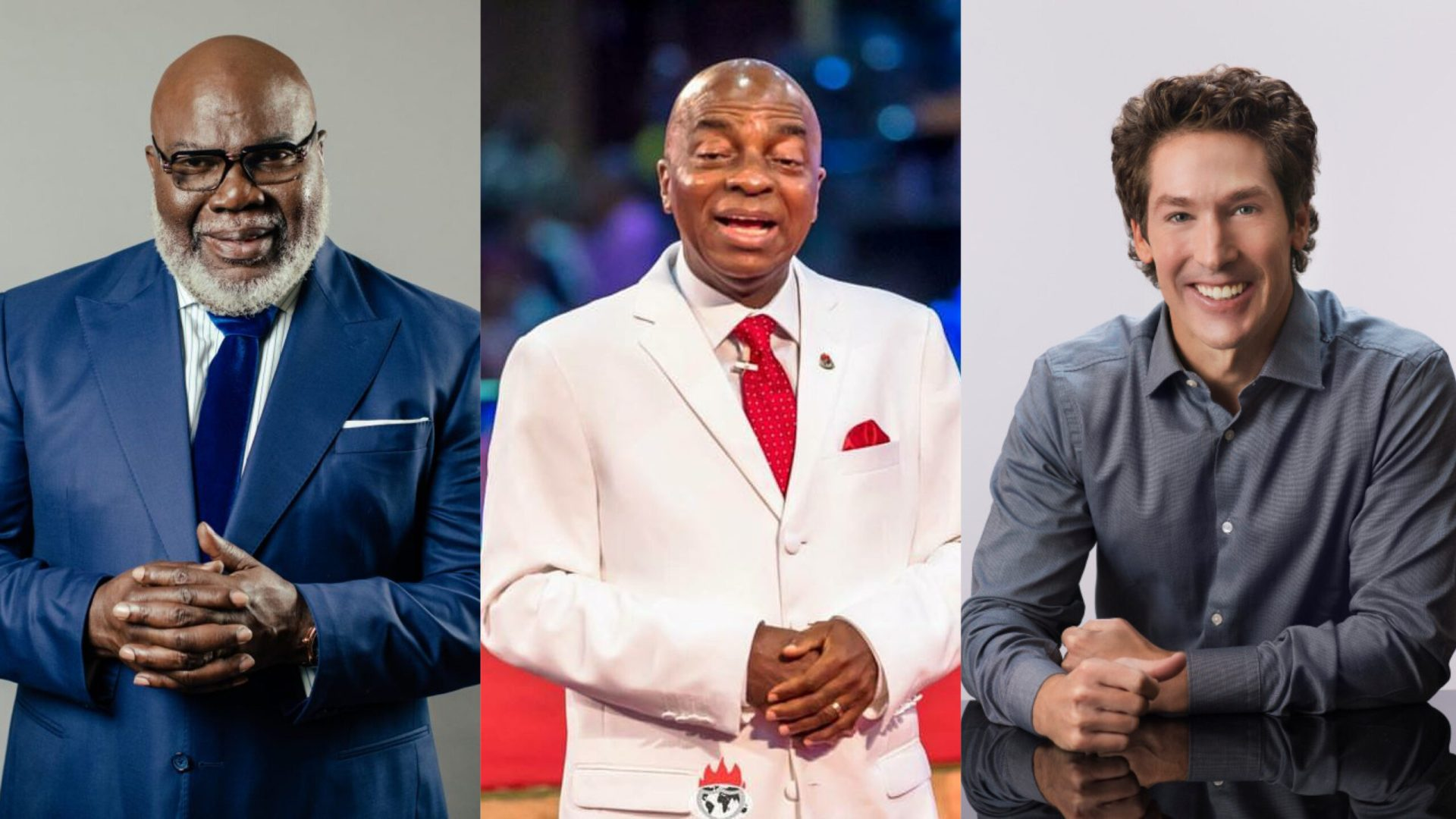 Top 10 Richest Pastors In The World 2021 & Their Net Worth