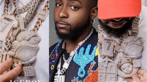 Davido vows to stop wearing Diamond watches henceforth after a bad business decision he made which cost him millions
