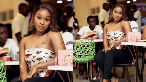 """""""Men pay between $5K and $10K to have s3x with me"""" – Efia Odo"""