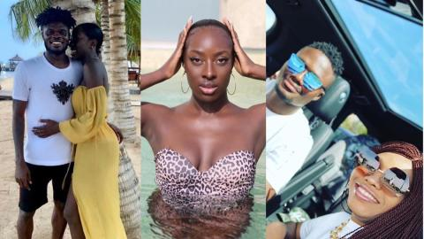 Get familiar with the pretty girlfriends and wives of selected Ghanaian football stars