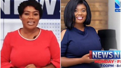 Bridget Otoo finally speaks after NPP allegedly orchestrated her sack from Metro TV barely 24hrs after she starting working there