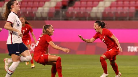 Tokyo2020: Canada Defeats USA to Qualify For The Women's Football Final.