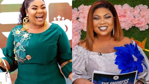 'Stop sucking your wife's b.reasts like sugacane'- Empress Gifty cautions as she gives 'dangerous' tips to men on how to do it properly