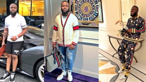 """Universal Pictures To Drop Hushpuppi's Real Life Story Movie Dubbed, """"The Fall Of The Billionaire Gucci Master"""""""
