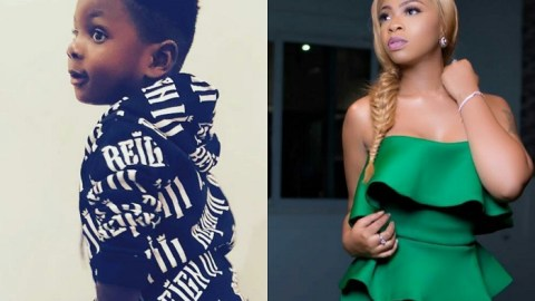 Shatta Michy Wants To Kick Out Majesty For Kicking Her Every Night, Quizzes The Age She Can Throw Him Out