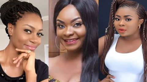 Adu Safowaa Blasts Yvonne Nelson And Others For Calling On Ghanaians To Donate Money For Beverly Afaglo Who Claimed She Had Everything