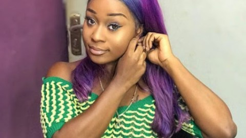 Efia Odo Reveals She Can't Even Shout Fix The Country As She's Afraid Threats Will Start Knocking Her Door
